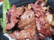 佐々木畜産 サガリ丼