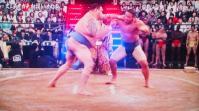 史上最大ガチ相撲トーナメント 曙vs中西