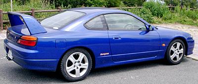 ニッサンS-15 Silvia オーテック・バージョン