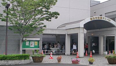 高嶋ちさ子コンサート会場 開演2時間前
