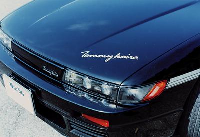 愛車TommykairaM18siのレプリカイメージ