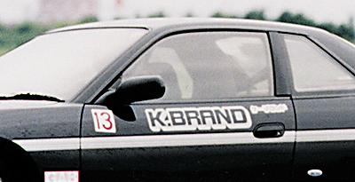 K-BRAND ステッカー