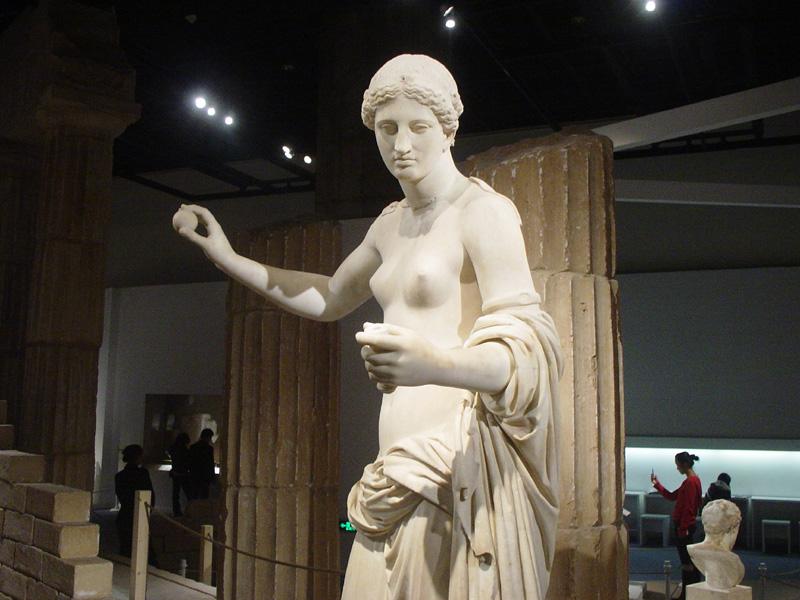 古代ギリシアの芸術