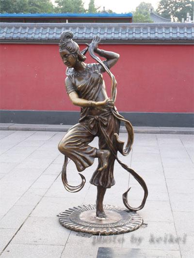 唐の踊り子