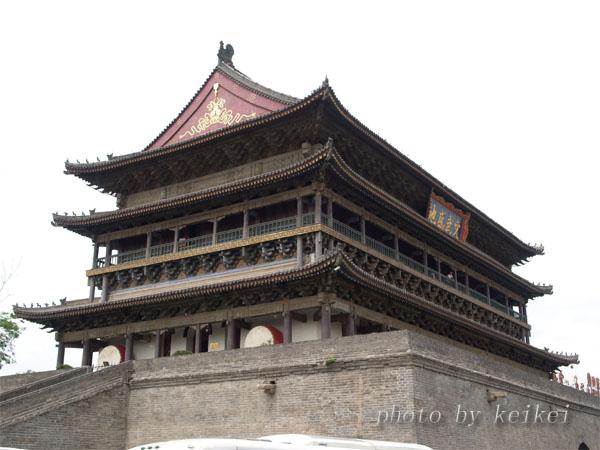 唐風の建築