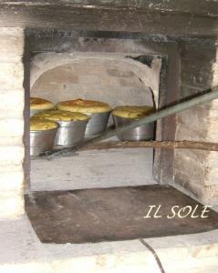 いよいよオーブンに・・・
