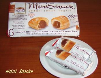 *Mini Snack*