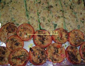 野菜の詰め物