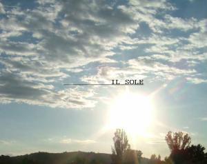お空と太陽