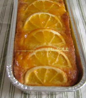 オレンジケーキ♪