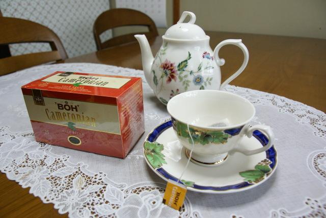 キャメロン紅茶