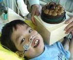 7歳の誕生日