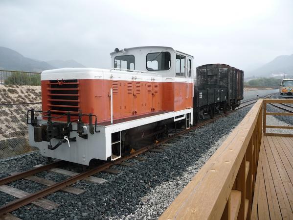 初めてのバンガロー体験2011-35-有田鉄道交流館08
