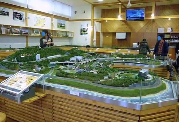 初めてのバンガロー体験2011-35-有田鉄道交流館40