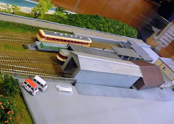 初めてのバンガロー体験2011-35-有田鉄道交流館43