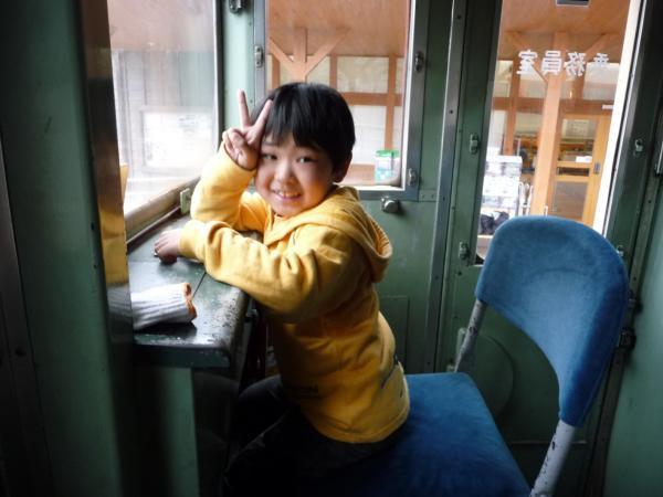 初めてのバンガロー体験2011-35-有田鉄道交流館12