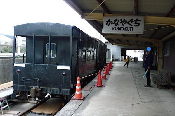 初めてのバンガロー体験2011-35-有田鉄道交流館31