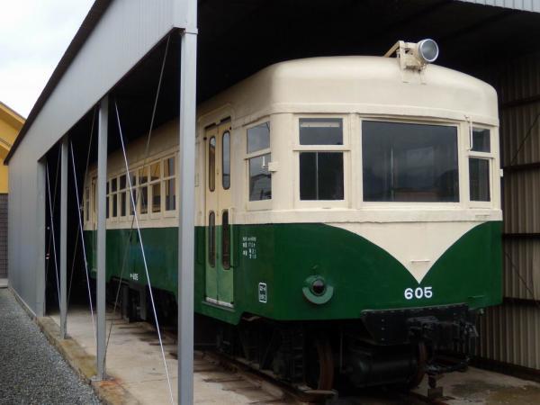 初めてのバンガロー体験2011-35-有田鉄道交流館19