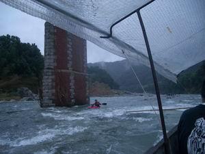 レンガの橋
