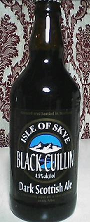 BLACK CUILLIN
