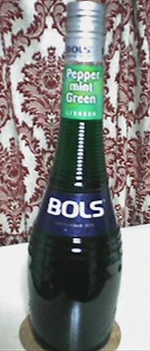 BOLS PepperMint(Green)