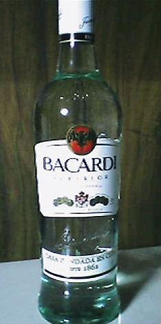 バカルディ(ホワイト)
