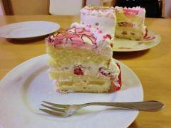 5歳誕生日ケーキ2