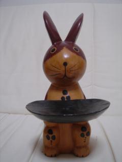 お皿rabbit