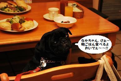さぁ~食べましょ~