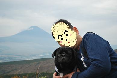 富士山と・・・
