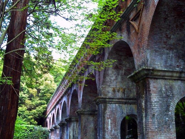 京都疎水跡