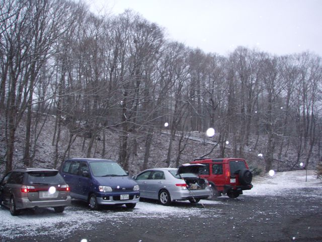 雪景色(写真提供;Oさん)