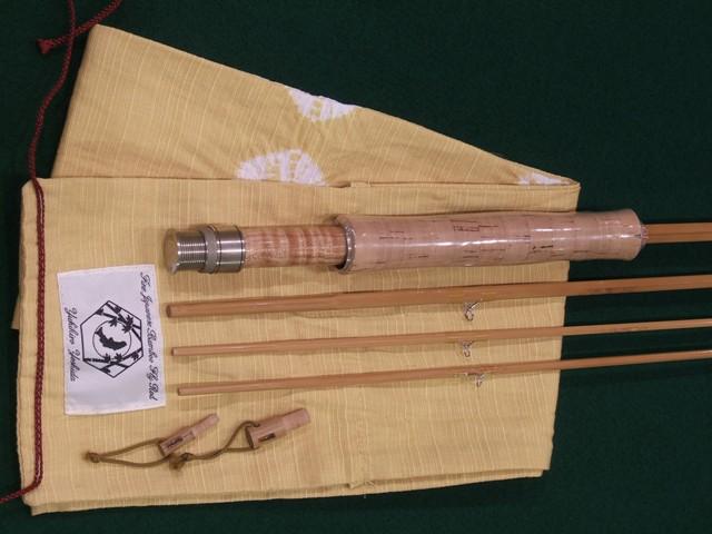 Yukihiro Yoshida Bamboo Rod