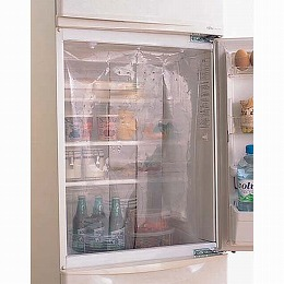 冷蔵庫カーテン
