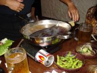 一力鍋料理
