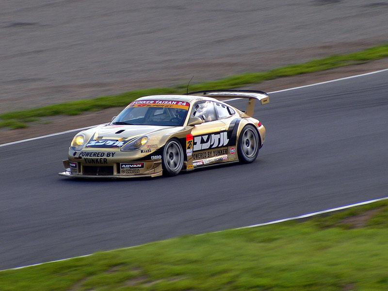 Super GT 第7戦・もてぎ