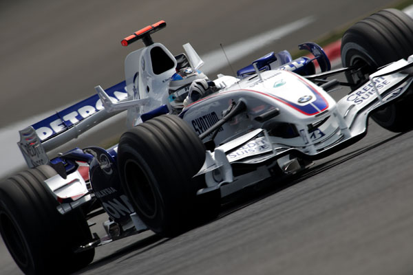 2007F1日本GP ニック・ハイドフェルド