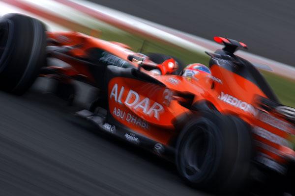 2007F1日本GP エイドリアン・スーティル