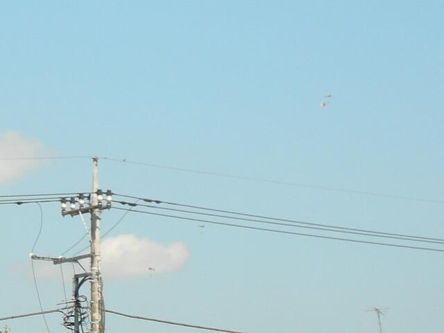 パラグライダー 2