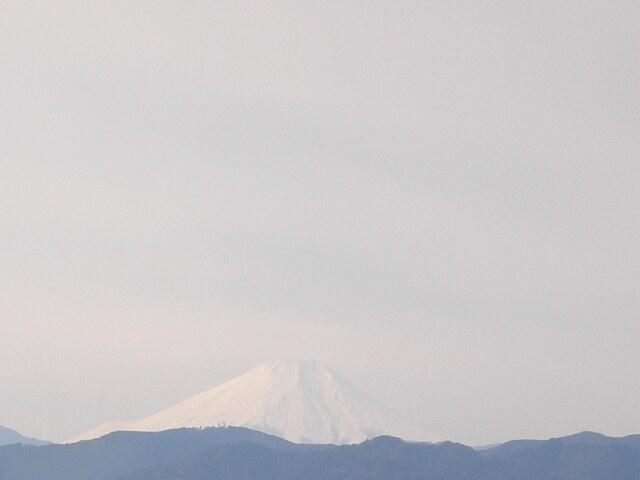 加工後の写真 富士山