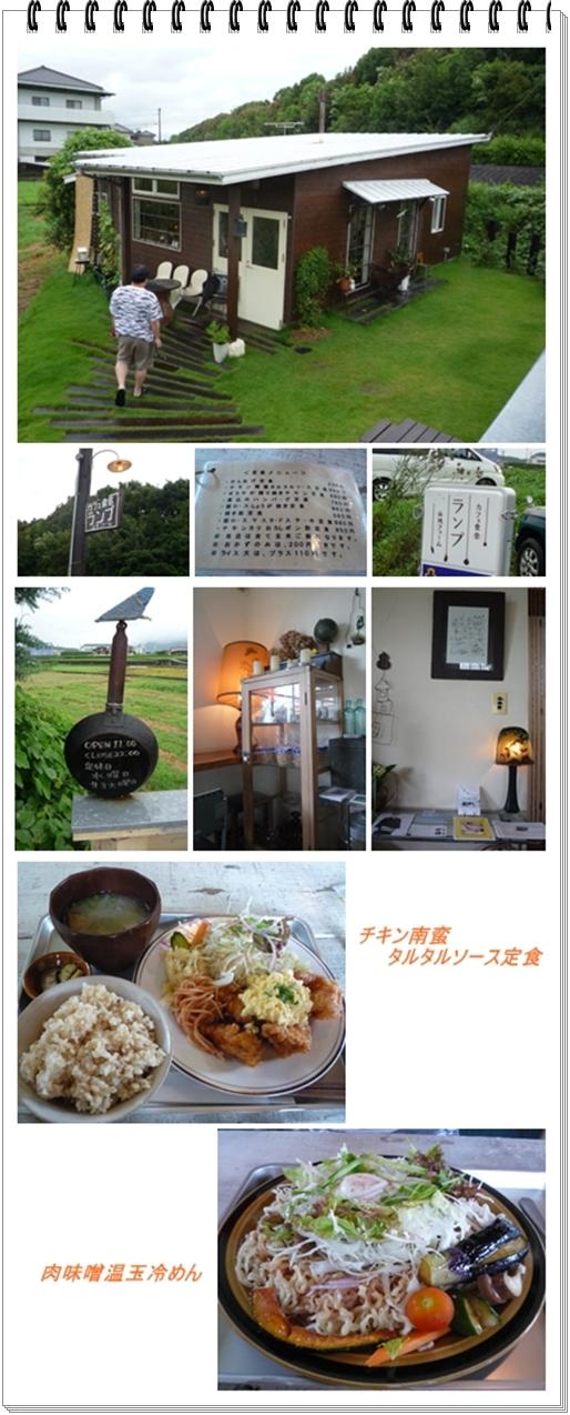 ランプ・blog