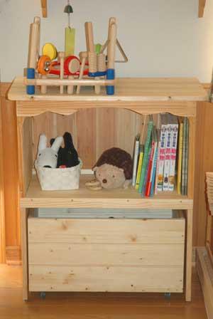 アカネちゃんのおもちゃ箱