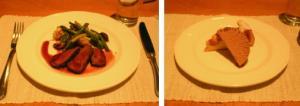 フレンチお料理