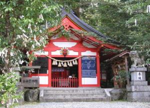 北畠神社 社殿