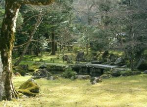 北畠神社庭園