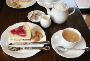 ワイスバッハのケーキ