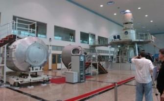 北京航天員科研訓練中心にある宇宙飛行士訓練用のシミュレーター.jpg