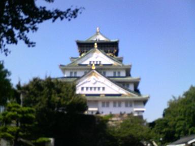 オフ会⑦大阪城