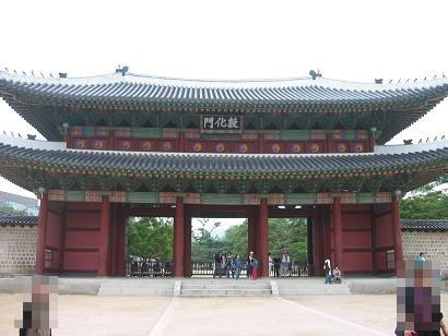071003韓国昌徳宮チャンドックン