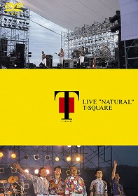 "LIVE ""NATURAL""/ T-SQUARE (DVD)"
